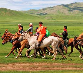 Ecovoyage Mongolie - Festivals